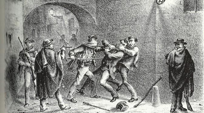 EL COMISSARI RAMON SERRA MONCLÚS I LA RONDA DE JERONI TARRÉS (1848- 1855).