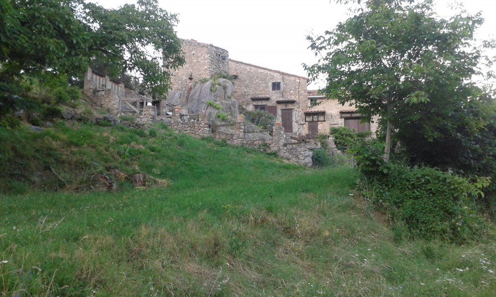 El Cortal de l'Eloi en Cortsaví