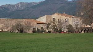 Can Massot en Darnius, domicilio paterno de Joan Massot