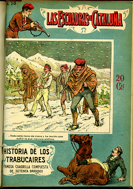 "Portada de ""Las Escuadras de Cataluña"""