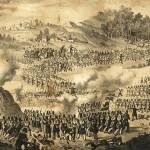 Batalla del Pasteral, en la quan va participar Savalls, a les ordres d'en Marçal.