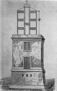Torre de telegrafia òptica