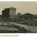 Casal dels Tristany a començament del segle XX. Actualment és una casa de turisme rural