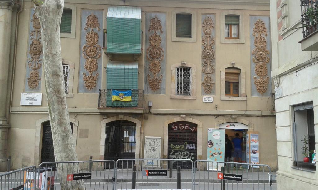 Casa del cónsul  a la Barceloneta