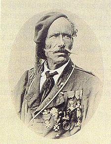 El general Francesc Savalls i Massot,.