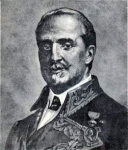 Leopoldo O'Donnell.