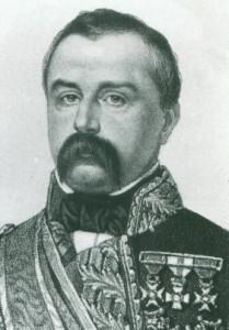 El capitán general Juan Zapatero Navas.
