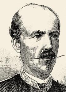 El brigadier Cabrinetty