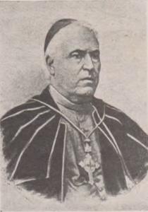 El bisbe Queixal