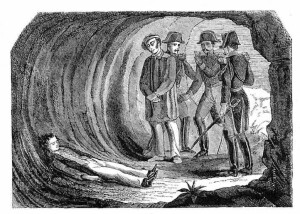 trobada del cadàver de Joan Massot, cosí germà de Francesc Savalls.
