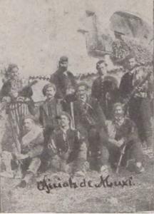 Muixí i els seus oficials