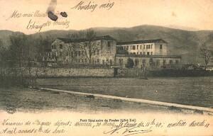 El Petit Seminari de Prada, l'any 1900